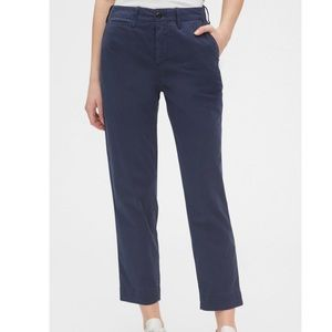Gap Straight Leg Khaki Pants for summer chillin😎